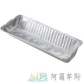 [阿爾卑斯戶外/露營] 土城 LOGOS BBQ烤爐鋁箔炭盒L(2入) 81314110