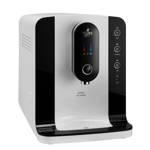千山淨水 桌上型冰溫熱飲水機 WD-350
