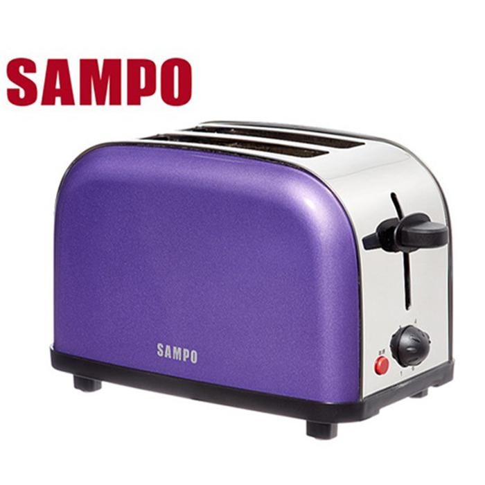 『SAMPO』☆聲寶 炫彩烤麵包機 TR-LF65S**免運費**