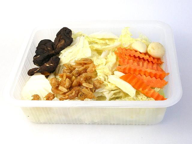 【食在方便】開陽白菜  380g