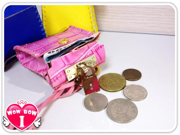 小鎖頭零錢包♥愛挖寶 MNY-20♥鑰匙圈/磁吸式零錢包/收納包/零錢包 (不挑色/款)