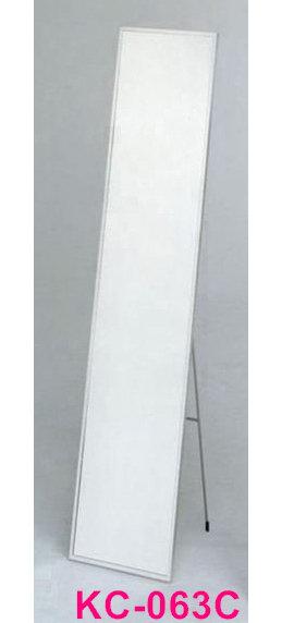 《 佳家生活館 》冰天使 10英吋鋁框穿衣鏡/全身鏡/掛鏡/潮T/書桌椅/辦公桌椅/書架/茶几/衣架/托架/面膜/化妝鏡/立鏡 KC-063C