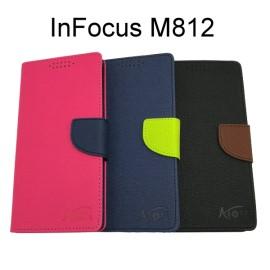 撞色皮套 InFocus M812