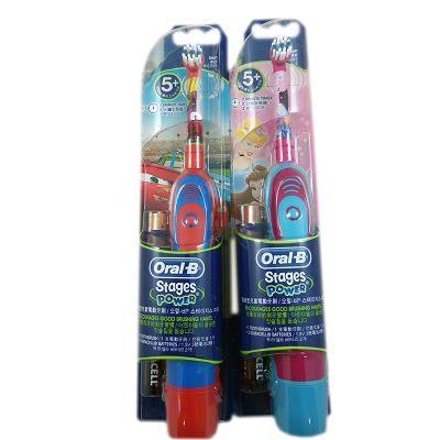 歐樂B迪士尼電池式兒童電動牙刷DB4510★愛康介護★