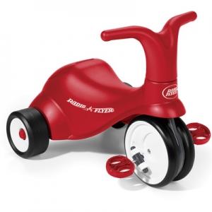 美國【Radio Flyer】小綿羊滑步三輪車