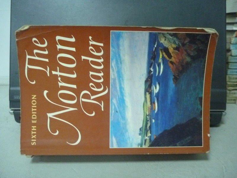 【書寶二手書T7/原文小說_OOF】The Norton Reader_1984