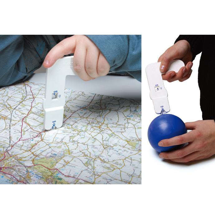 【華森葳兒童教玩具】數學教具系列-圓周尺 N4-IV107-C003