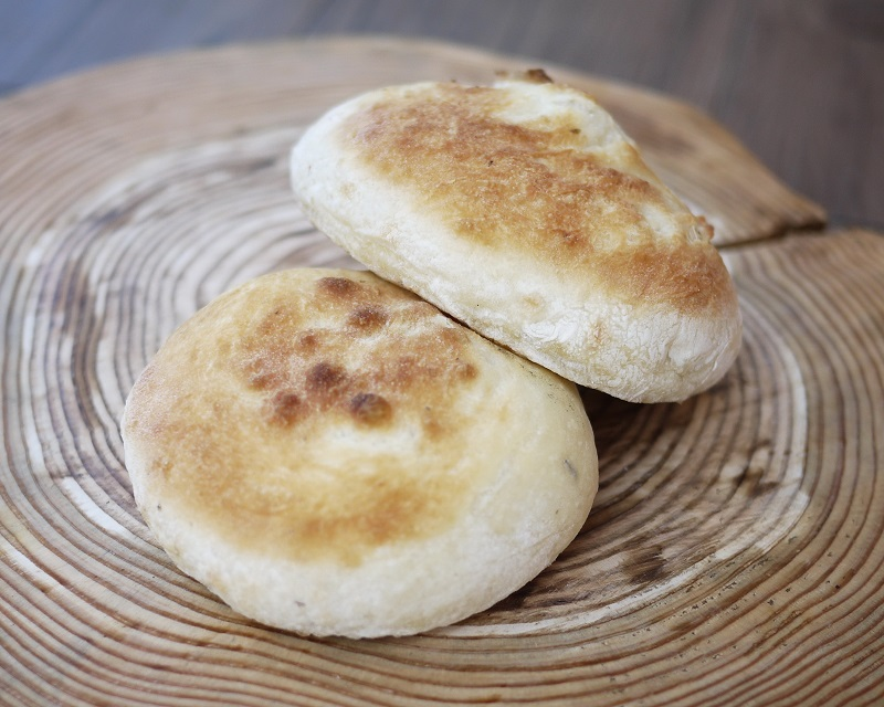 【巴塔維亞義大利窯烤麵包】原味佛卡夏麵包(12入)