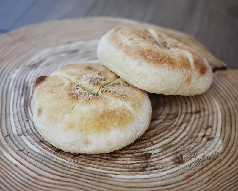 【巴塔維亞義大利窯烤麵包】迷迭香麵包(12入)