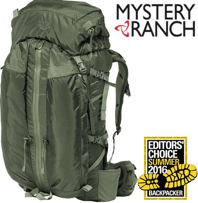 Mystery Ranch 神秘農場 軍規背包/後背包/登山背包 EX Sphinx 61050 男款65L 軍綠Fatigue