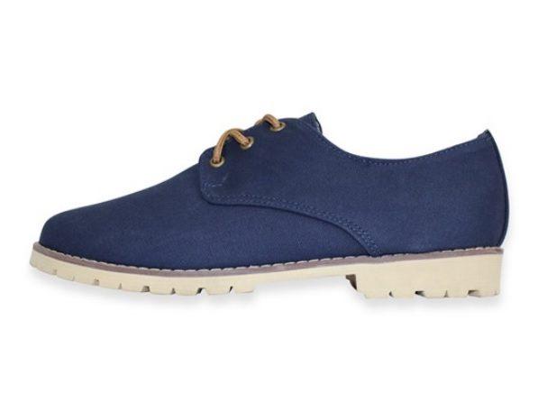 PLAYER 布面內橫紋休閒鞋 (KP82)-共四色