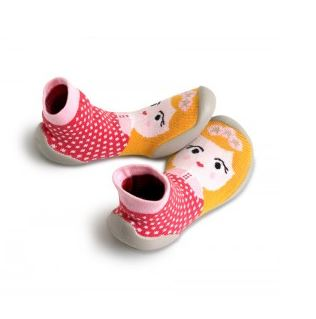 ★啦啦看世界★ Collegien 法國鞋襪 小公主款