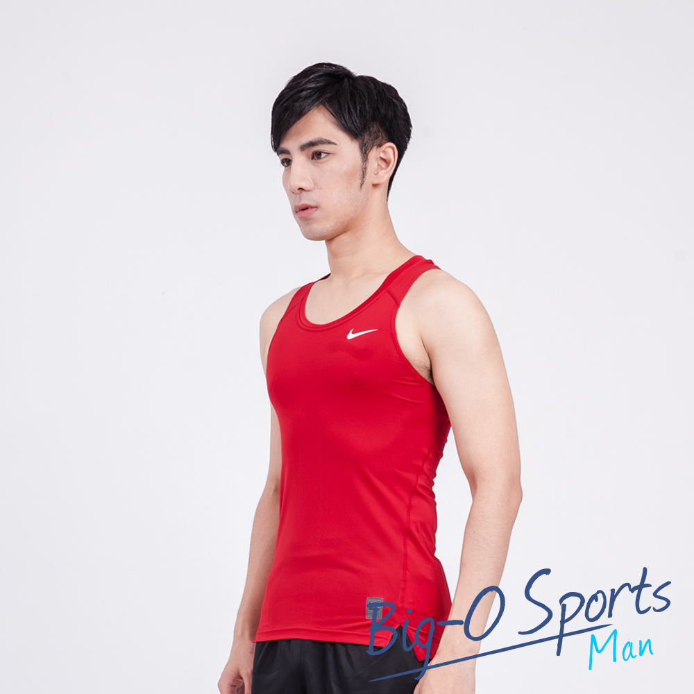 NIKE 耐吉 NIKE PRO COOL COMPRESSION 短袖緊身訓練背心 男 826594687 Big-O SPORTS