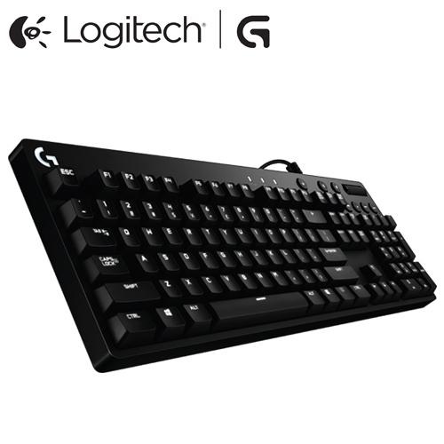 [買就送電影票二張] 羅技 Logitech  G610 Orion Blue 背光機械遊戲鍵盤(青軸)