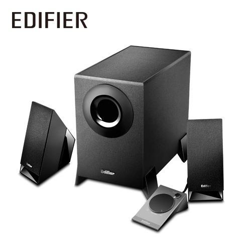 [喬傑數位]EDIFIER漫步者 M1360喇叭 (三件式/黑色)