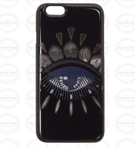 正品 最新款 KENZO Black Nagai Eye 眼睛 虎頭 iPhone 6 i6 plus 手機殼 i6