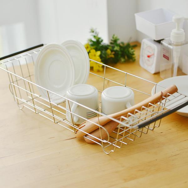 碗盤架 餐具架 廚房收納 台灣製造 【D0021】不鏽鋼水槽架 MIT台灣製 完美主義