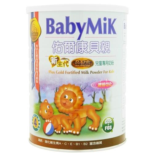 貝親兒童專用奶粉 900g [買6送1]【合康連鎖藥局】