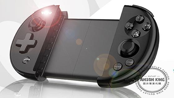 正品 日本ALPS搖桿PSV同款 掌上藍牙手機遊戲手柄 IOS Android 完美兼容 手機秒變PSV