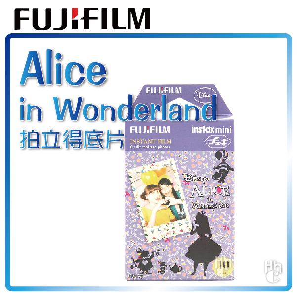 【和信嘉】拍立得 迪士尼 愛麗絲夢遊仙境 底片 Disney Alice 富士 FUJIFILM instax Mini8 / Mini25 / Mini50S / Mini70 / Mini90 / SP1