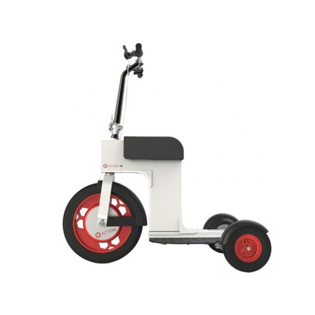 Acton小飛車 歐美環保三輪折疊輕便電動代步車