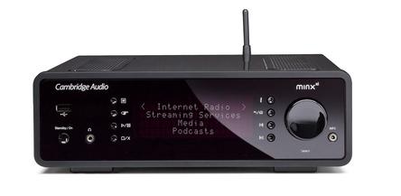 【Minx Xi 無線數位串流擴大機】 Cambridge Audio 英國劍橋音響 家庭劇院 CD BD AV 擴大機 無線數位串流 藍芽 網路收音機