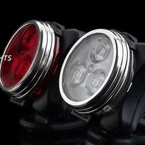 美麗大街【BK105062004】HJ-030 USB 充電式防雨防摔鋁合金超亮前燈