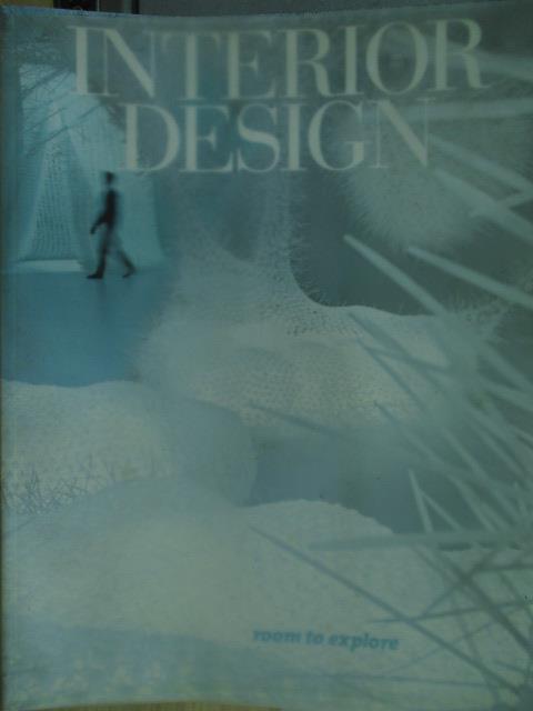 【書寶二手書T4/設計_YGO】Interior Design_2009/6_room to explore