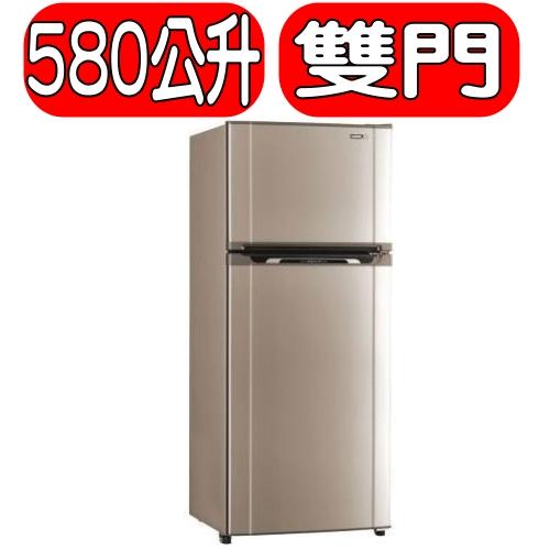 《特促可議價》SAMPO聲寶【SR-M58G(G3)】《580公升》雙門冰箱