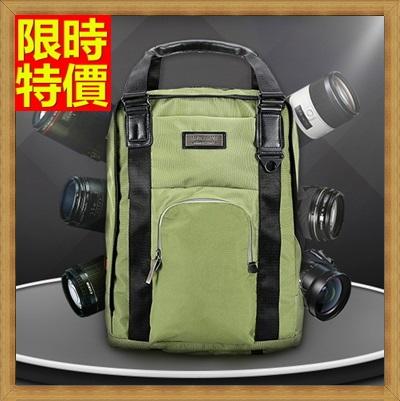 相機包 攝影後背包-戶外多功能大容量防盜雙肩攝影包2色71a40【獨家進口】【米蘭精品】