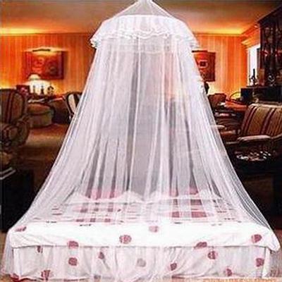 加密圓頂蚊帳吊掛式/公主蚊帳(1.5-1.8米內的床)