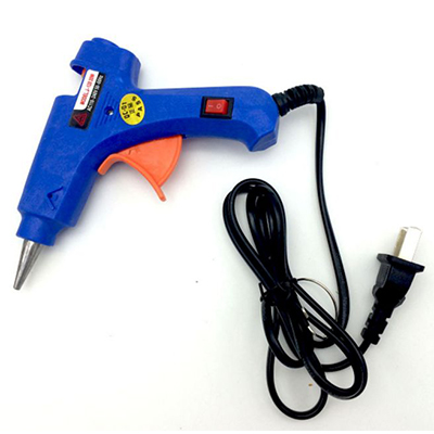 DIY手工必備熱熔膠槍(帶開關) 隨機色