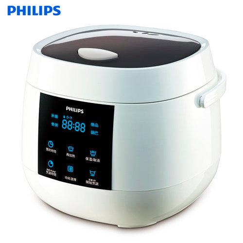 PHILIPS 飛利浦 HD3160 四人份微電腦電子鍋 四人份(2公升)小容量