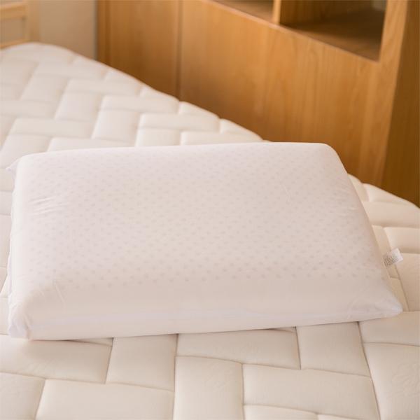 三燕眠之初 — 天然乳膠舒眠枕/特大型/蜂巢式透氣孔/防落枕(二入)