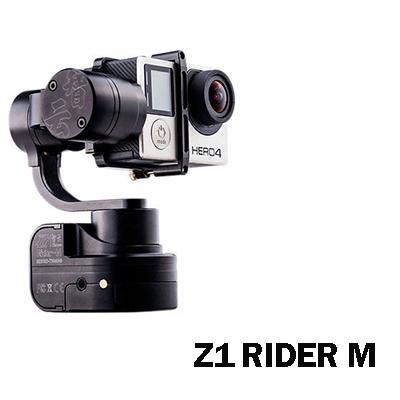 智雲 Z1 Rider M 三軸穩定器 for GoPro適用, (贈收納包+手持自拍棒)