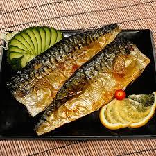 挪威薄鹽鯖魚片-200g