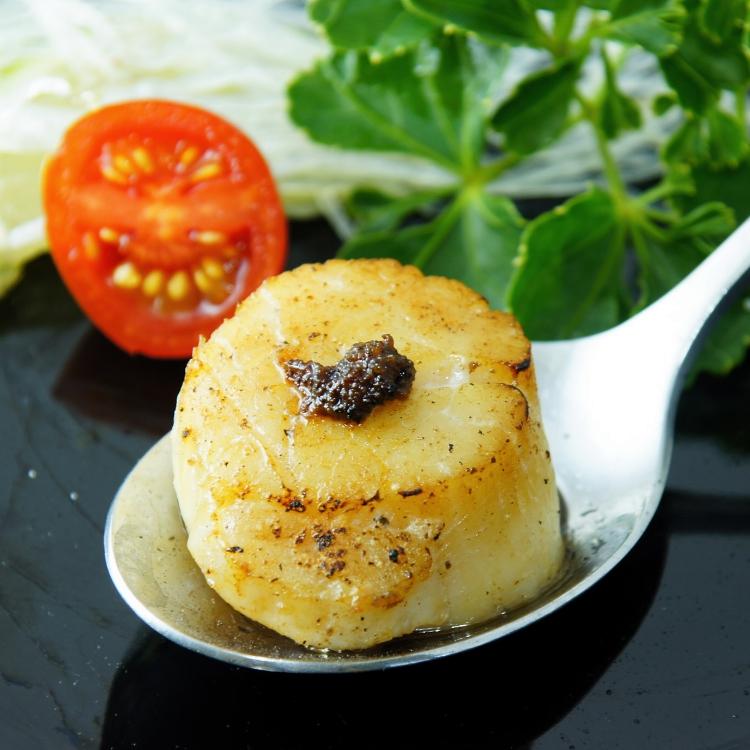 (特大)日本生食級干貝(5顆)210g