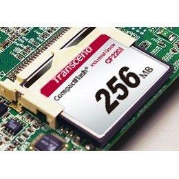 *╯新風尚潮流╭*創見記憶卡 256M 220X CF工業卡 耐震耐高溫 TS256MCF220I