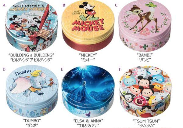 日本直送 Steam Cream 蒸汽乳霜 迪士尼Disney系列 日本製