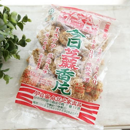 今日蜜麻花-今日白芝麻香片(270g)