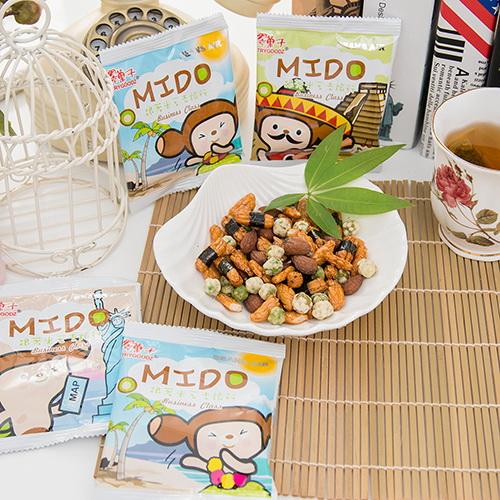 【翠果子】MIDO航空米果(商務艙25包組)