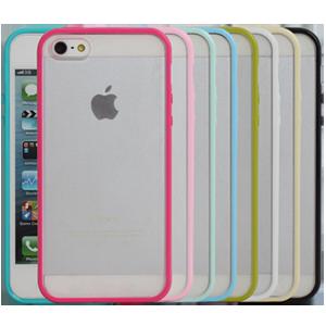 Ultimate- iPhone 5 /5S /SE 彩邊霧面軟硬質 保護殼 防摔保護殼 保護套 硬殼 硬質 保護殼 手機殼 iPhone SE / iPhone 5S