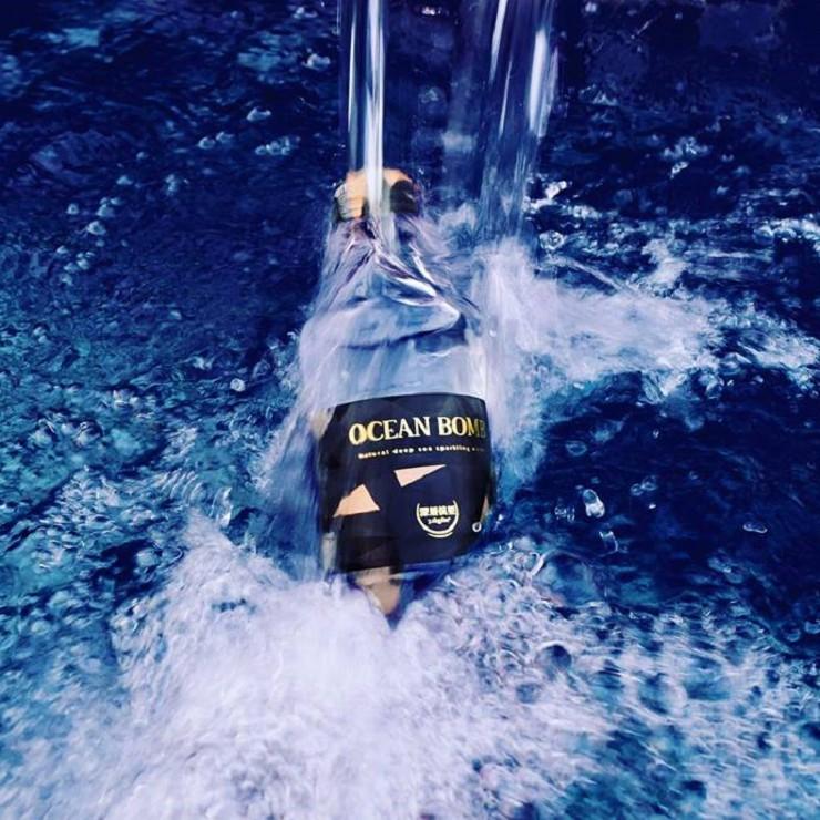 YHB OCEAN BOMB 海洋深層氣泡水 -單瓶❤眾多藝人明星人手一瓶❤知名溫泉飯店愛用