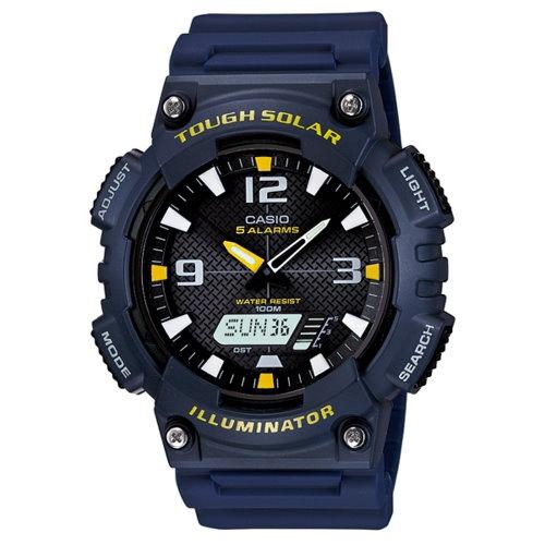 CASIO 電子數位雙顯式錶款/AQ-S810W-2AVDF