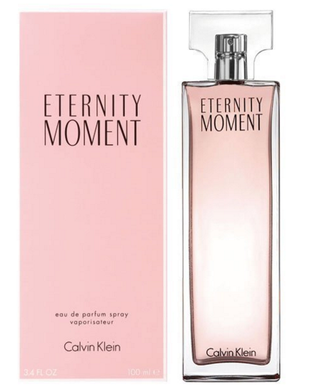 CALVIN KLEIN CK Eternity Moment 永恆時刻女性淡香精 50ML ☆真愛香水★ 聖誕交換禮物女生