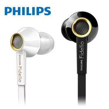 【迪特軍3C】PHILIPS 飛利浦 idelio S2 耳塞式耳機麥克風