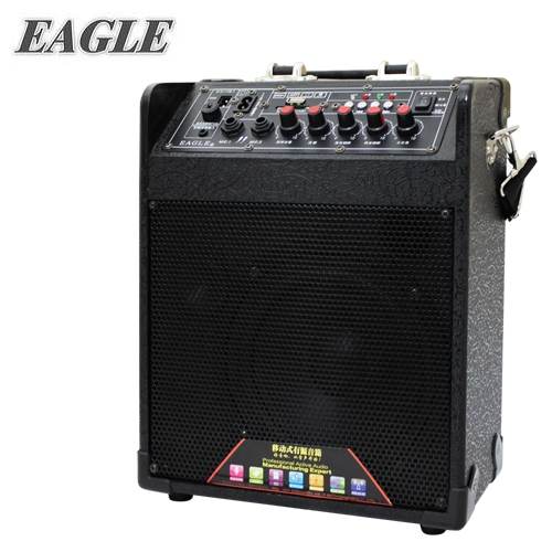 BEAGLE 行動藍芽擴音音箱(ELS-2098B)