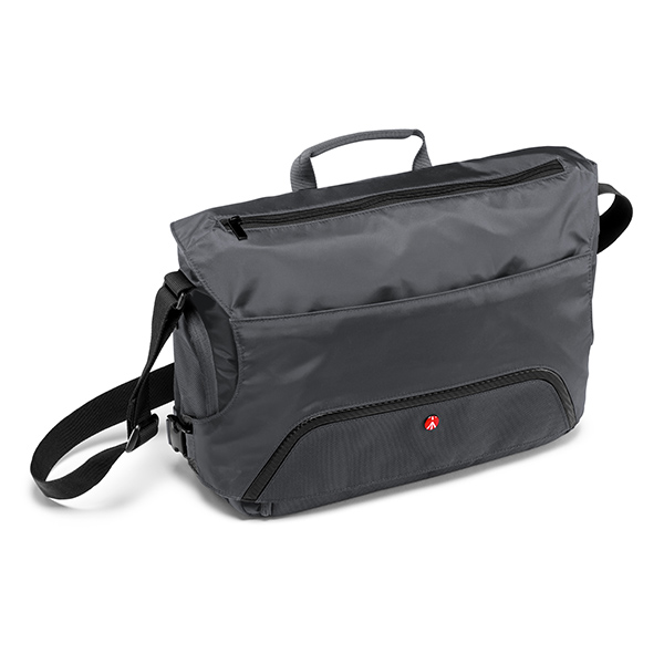 Manfrotto 正成公司貨 MB MA-M-GY -Befree Messenger  專業級 Befree 腳架郵差包 灰