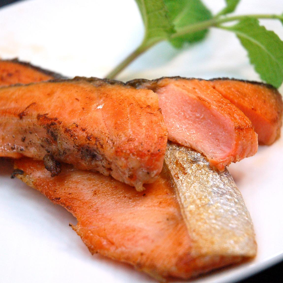 【築地一番鮮】薄鹽鮭魚300g