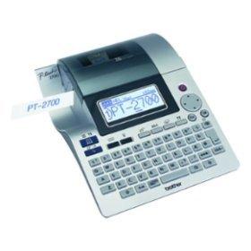 *╯新風尚潮流╭* Brother 液晶螢幕 標籤機 單機電腦兩用 標籤印表機 PT-2700